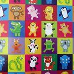10feuilles de papier cadeau pour enfant–pirates, Princesse, ballerine, cupcakes, gâteaux, grues, pelles, les sirènes (2feuilles de chaque 5Designs) de la marque VARIED image 3 produit