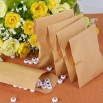 (10 x 6cm) 100pcs Pochette Sac Sachet en Kraft Papier Vintage Mini Enveloppe pour Semences ou Bonbons de la marque DEOMOR image 2 produit