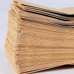 (10 x 6cm) 100pcs Pochette Sac Sachet en Kraft Papier Vintage Mini Enveloppe pour Semences ou Bonbons de la marque DEOMOR image 5 produit