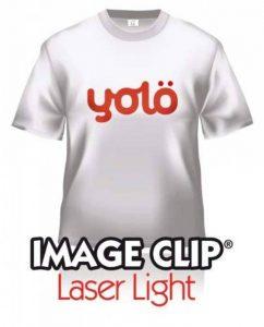 10 x feuilles A3 de l'Image clip ® Lumière Laser Auto-désherber Papier transfert sur T-shirts de la marque yolö creative image 0 produit