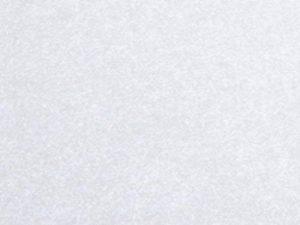 10 x Papier Blanc glace nacrées et scintillantes Double face A4 Carte Par la compagnie de carte de canneberge de la marque Cranberry Card Company image 0 produit