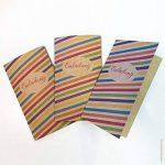 100 feuilles papier kraft - Papier Kraft DIN A4 280 g/m² Nature Carton de grande qualité Idéal pour travaux manuels, 3D Marron de la marque Partycards image 1 produit
