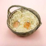 100 Grammes Hamper Déchiquetés Papier de Soie Emballage de Cadeau(Jaune Clair) de la marque Shappy image 2 produit