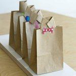 100 sacs en papier marron, sac en papier de 9 x 16 x 5 cm - 70 g/m² sacs en papier pour pain, Calendriers de l'Avent, emballage de pain, de biscuits, de boulangerie, de pâtisserie, de bonbons et noix de la marque KGpack image 3 produit