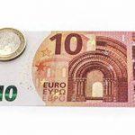 100 x €10 EURO Cashbricks® billets d'argent fictif (diminués jusqu'à 75% de la taille originale) de la marque Cashbricks® image 2 produit