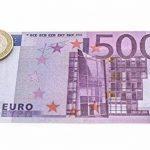 100 x €500 EURO Cashbricks® billets d'argent fictif (diminués jusqu'à 75% de la taille originale) de la marque Cashbricks® image 2 produit