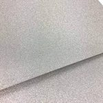 10pcs A4 Papier Cartonné Scintillement Brillant pour Diy Cadeau Couleur Argent de la marque SuperHandwerk image 4 produit