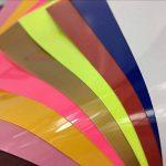 11 pcs Top Grande 25.5 cm x 25.5 cm Premium transfert de chaleur en vinyle T-shirt Décoration Vinyle brillant Permanent HTV Couleurs assorties projet DIY Cadeau de cadeau de Noël de la marque SuperHandwerk image 3 produit