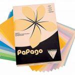 120g/m² A4PAPAGO teinté imprimante copieur X 250feuilles de papier–Crème de la marque Papago image 2 produit