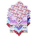144 Feuilles Papier Origami Origami Kit 6 Par 6 Pouces, 12 Couleurs Et Motifs Différents de la marque eBoot image 3 produit
