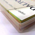 250 feuilles Papier Cartonné / Carte / Carton A4 160gm de couleur - Assortiment de 25 couleurs de la marque DALTON MANOR image 3 produit