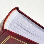 3Albums photos Classic de très bonne facture en simili cuir à pochettes 10x 15–300photos CAD.–Memo–Conf. 3pièces. de la marque Capestore image 4 produit