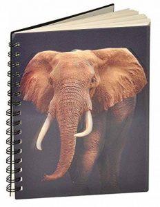 3D Notebook Carnet Carnet 12,5x 17cm 50feuilles de la marque Wild Republic image 0 produit