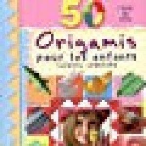 50 origamis pour les enfants de la marque Marcelina Grabowska-Piatek image 0 produit