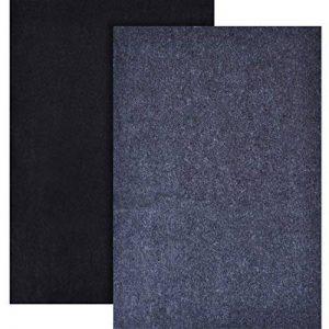 50 Pièces Feuilles Tatouage Feuille de Transfert de Carbone pour Bois, Papier, Toile (9 x 13 Pouces) de la marque Outus image 0 produit