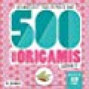 500 mini origamis adorables ! : Des modèles et tous les plis de base de la marque Mayumi Jezewski image 0 produit