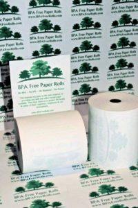 57 x 70 mm, sans BPa Thermal Lot de 20 rouleaux de Papier sans BPa, BPC ni BPS de la marque BPA Free Paper Rolls image 0 produit