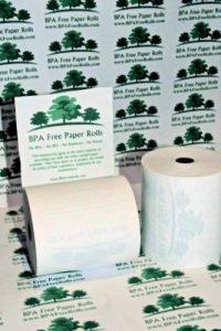 80mm-Sans BPa-Thermal Lot de 20rouleaux de papier sans BPA, BPC ni BPS de la marque BPA Free Paper Rolls image 0 produit