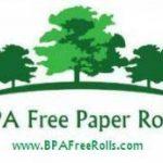 80mm-Sans BPa-Thermal Lot de 20rouleaux de papier sans BPA, BPC ni BPS de la marque BPA Free Paper Rolls image 2 produit