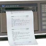 80 x 40 mm Navtex & Marine rouleaux de papier d'enregistrement (20 rouleaux). de la marque Discount Till Rolls image 1 produit