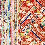 9,9cm Yuzen Washi papier Japon 50sheets Y00360 de la marque Japanese Paper and Crafts image 1 produit