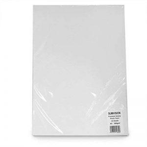 A3 Papier 260gm (Papier Photo Premium Finition Professionnelle) 25 Fiche Pack (297 x 420 mm) iCHOOSE de la marque iChoose Limited image 0 produit