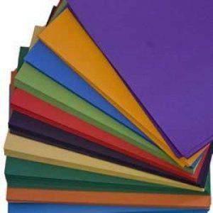 A3recyclé Intensive Dix Couleur carte 180g/m² 50feuilles par Bcreative® de la marque Be Creative image 0 produit