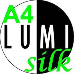 A4350g/m² X 250feuilles en soie 2Face papier pour imprimante–Couvertures/brochures–Laser–Digital–Craft de la marque Lumi image 0 produit