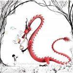 Affiche déco, poster Ami-ami imprimé à partir d'une illustration originale, cadeau de naissance, décoration murale pour nursery, chambre d'enfant, bébé, fille ou garçon de la marque Princesse Chouquette, Tibouille & Cie image 1 produit