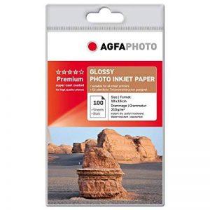 AGFA Bronze Pack de 100 Papiers photos A6 Laqué de la marque Agfaphoto image 0 produit