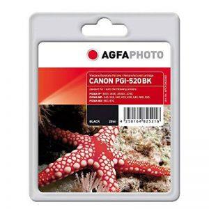 Agfa Photo APCPGI520BD Cartouche d'Encre 20 ml Noir de la marque Agfaphoto image 0 produit