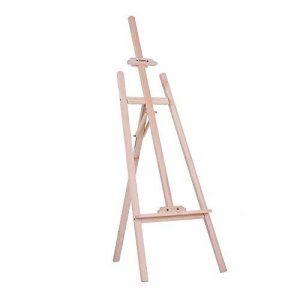Aibecy Chevalet en bois de Pin Très stable - Hauteur et Inclinaison Réglable - Hauteur: 150cm / 59 pouces de la marque Aibecy image 0 produit