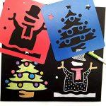 Aipark Lot de 30Pcs Pochoirs de Dessin Enfants, Outils Modèles de Peinture de la marque Aipark image 1 produit