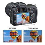 AKWOX [Lot de 3] Canon EOS 5D MK IV Mark 4 Films Protecteurs, Verre Trempé Canon EOS 5D MK IV Mark 4 [9H Anti Rayures], [0.3mm Haute Définition ] Canon EOS 5D MK IV Mark 4 Film de Protection Ecran de la marque AKWOX image 4 produit