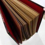Album Photo DIY, Pootack Scrapbook (19x30cm, 80 pages, 40 feuilles) avec un ensemble de stylo couleur, un ciseaux, une bande de dentelle décorative, des autocollants - Cadeau pour un souvenir d'amour, amis, famille, enfants de la marque POOTACK image 3 produit