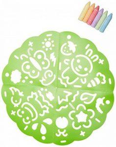 Alex Toys Art 315g - Grand Pochoir D'extérieur - Le Jardin de la marque Alex Toys Art image 0 produit