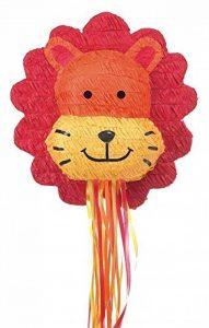 Amscan Figurine en papier-mâché Lion de la marque Amscan image 0 produit