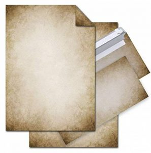ancien papier à lettre TOP 4 image 0 produit