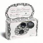 Appareils photo jetables avec flash et motifs damas noir et blanc, lot de 10 de la marque Weddingstar image 2 produit