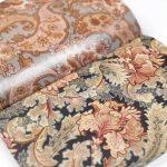Art nouveau textiles, Volume 31 : 12 grandes feuilles de papiers cadeaux & créatifs de haute qualité de la marque Pepin Van Roojen image 2 produit
