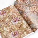 Art nouveau textiles, Volume 31 : 12 grandes feuilles de papiers cadeaux & créatifs de haute qualité de la marque Pepin Van Roojen image 3 produit