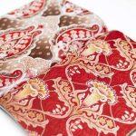 Art nouveau textiles, Volume 31 : 12 grandes feuilles de papiers cadeaux & créatifs de haute qualité de la marque Pepin Van Roojen image 4 produit