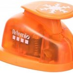 Artemio 2,5 cm Grand Flocon Perforatrice à levier Numéro 3 Orange de la marque Artemio image 1 produit