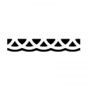 Artemio Dentelle Perforatrice Bordure, Métal, Multicolore, 12,5 x 6 x 21,5 cm 10003012 de la marque Artemio image 0 produit