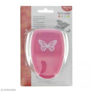 Artemio Papillon Perforatrice Pop Up 3D, Métal, Multicolore, 11,5 x 8 x 17,5 cm de la marque Artemio image 0 produit
