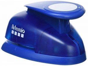 Artemio Perforatrice Géante Rond, Plastique, Blue, 11 x 7, 5 x 18 cm de la marque Artemio image 0 produit