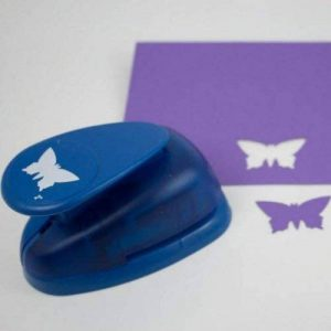 Artemio VIHCP304 Perforatrice à Levier Géante Papillon Plastique Multicolore 11 x 7,5 x 18 cm de la marque Artemio image 0 produit