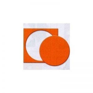Artemio VIHCP916 Grande Perforatrice à Levier Cercle Plastique Multicolore 9,6 x 6,5 x 16 cm de la marque Artemio image 0 produit