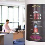 Avery 10 Etiquettes d'Affichage Format A3 (420x297mm) - Autocollant Amovible - Impression Laser, Jet d'Encre - Papier Blanc Brillant (A3L002) de la marque Avery image 2 produit