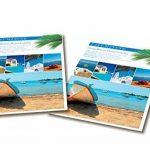 Avery - 2498-100 Feuilles de Papier Photo Premium Blanc Brillant - A4 - Impression Laser de la marque Avery image 2 produit